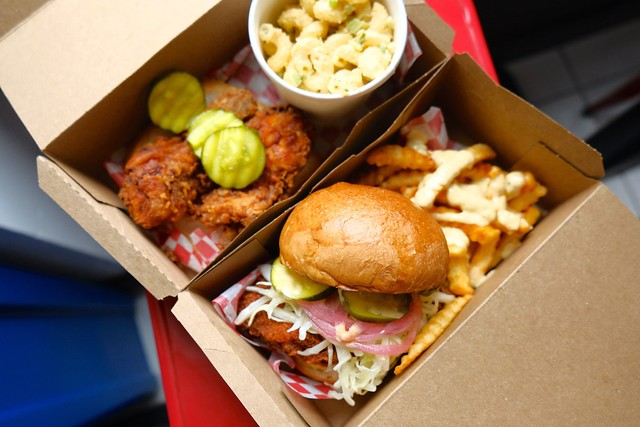 The DownLow Chicken Shack | Commercial Drive, Vancouver