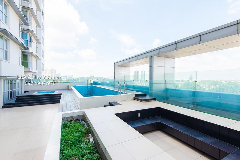 The EveRich căn hộ cao cấp có hồ bơi riêng 30