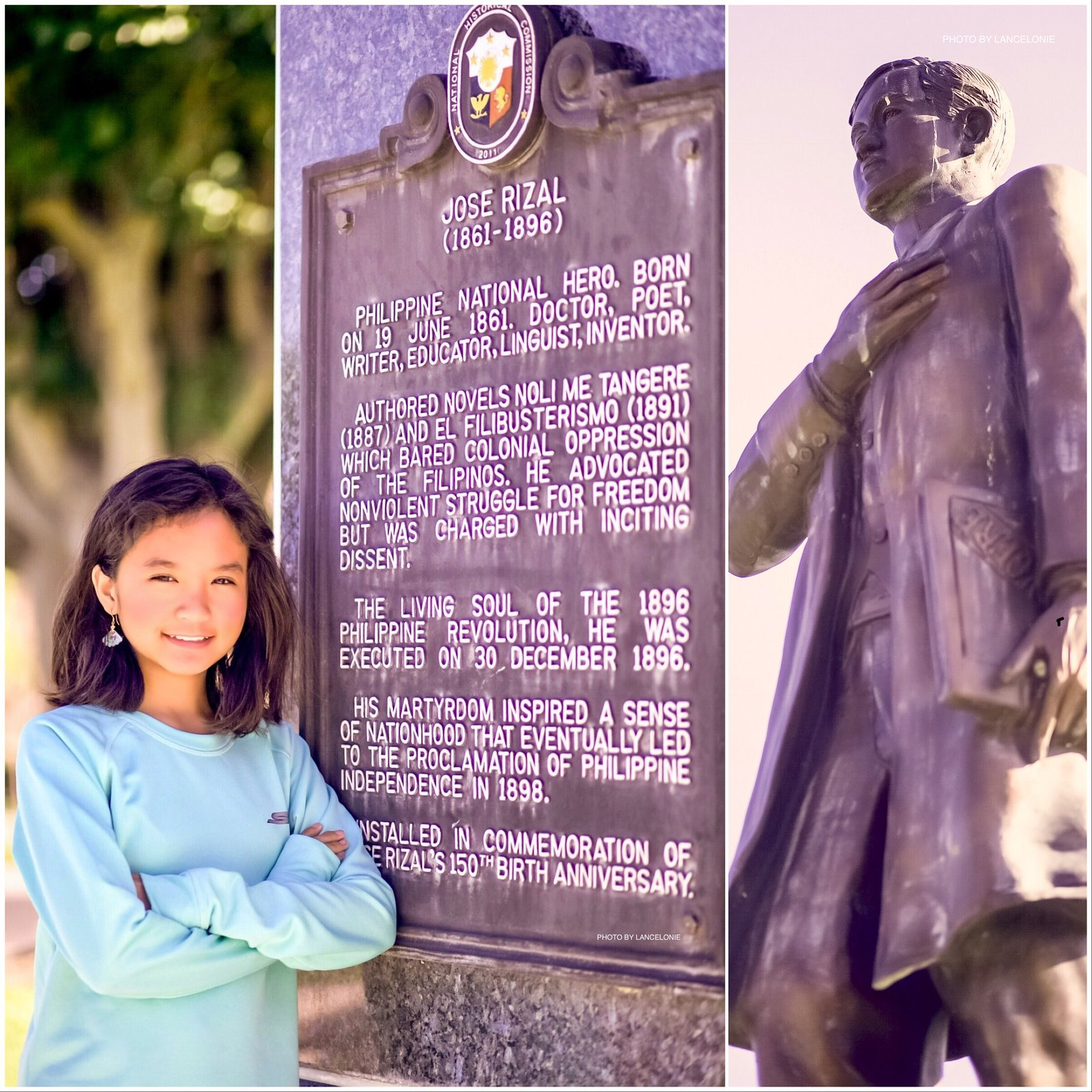 Getting To Know Rizal by lancelonie