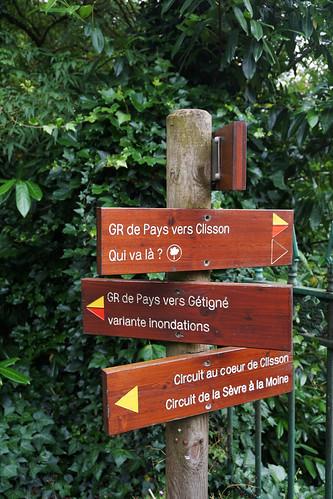 GR signposts