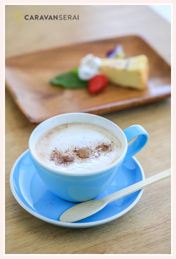 カカオカフェ(cacao cafe)/愛知県瀬戸市のカフェオーレ