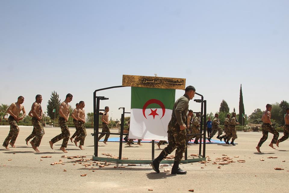 موسوعة الصور الرائعة للقوات الخاصة الجزائرية - صفحة 64 41930720415_986d54c343_o