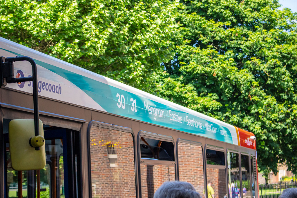 Stagecoach Hayling Island To Port Solent