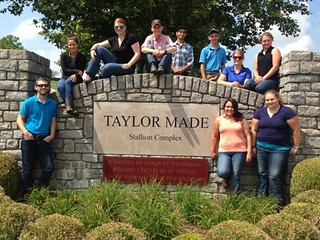 Student Field Trip to Taylor Made Farm | Equus Education