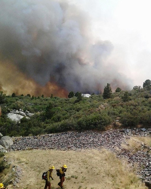 The Yarnell Hill Fire