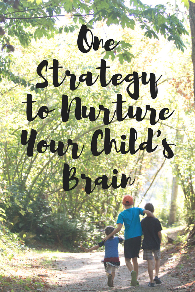 Does your child ever get wrapped up in worry or anxiety about a situation? It's important that we add some logic (left brain) to their emotions (right brain). Here is one way to do that.