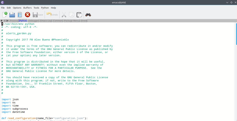 Emacs-general