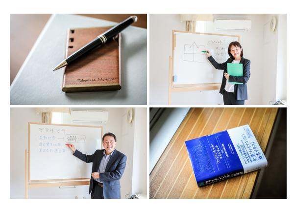経営企画設計株式会社さま(愛知県岡崎市)でセミナー講師風景の写真