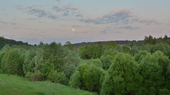 Рассвет на ПротвеВстреча рассвета на мосту через Протву в д.Вашутино Боровского р-на Калужской областиОригинал фото см. тут - c2.staticflickr.com/2/1753/28600377238_293c5f8d35_o.jpg