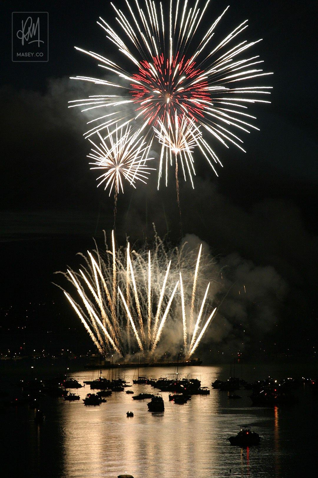 Celebration of Light 2007 - Team Spain