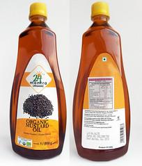 Mosterdolie / Mustard Oil