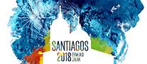 Imagen del cartel de los Santiagos 2018