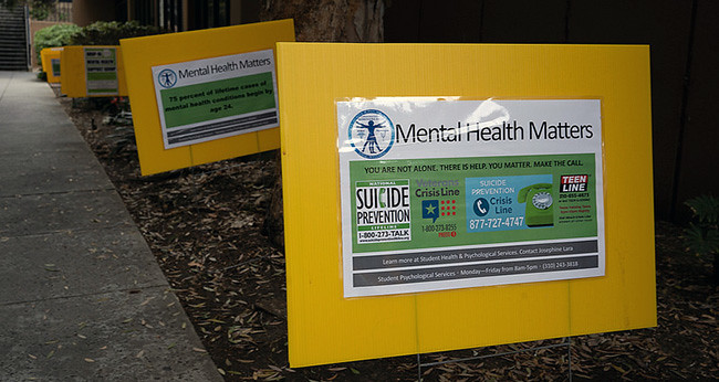 Student health includes mental health