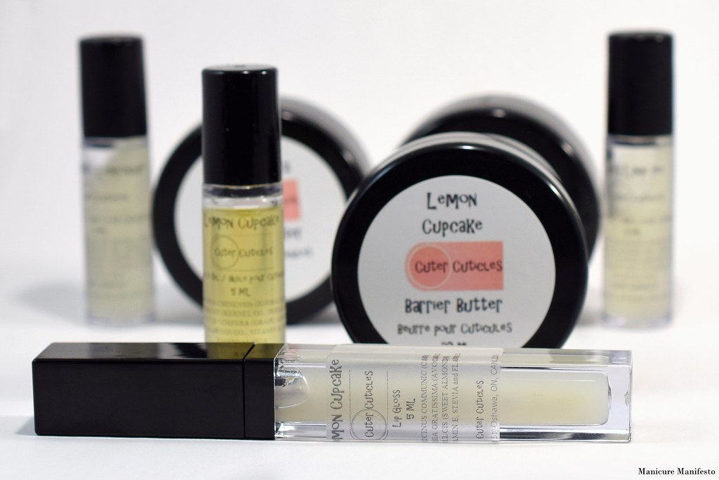 Cuter Cuticles Oils