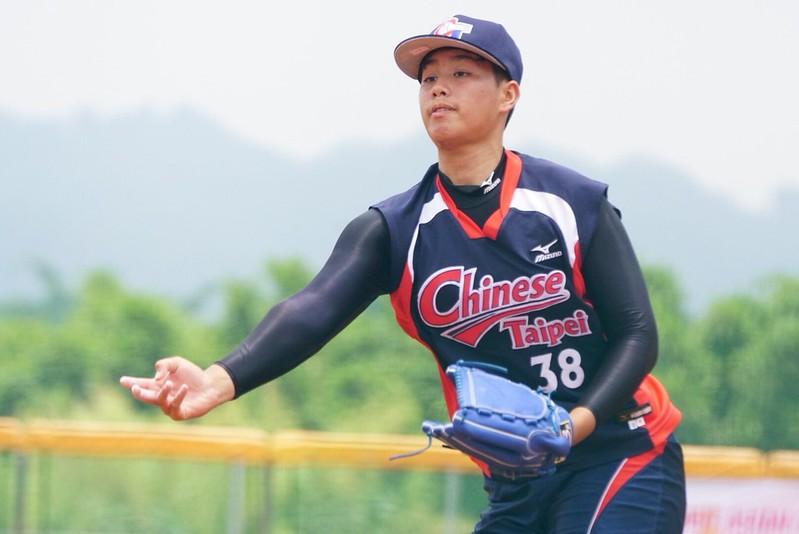 杜雅婷助隊成為東亞盃首支晉級冠軍賽的隊伍。(主辦單位提供)