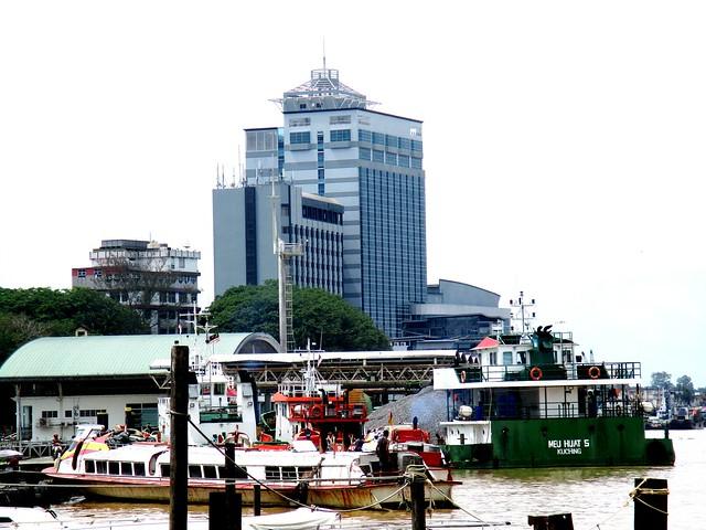 Express wharf & Kingwood Hotel