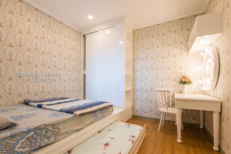 bedroom apartment district 4 Saigon for rent