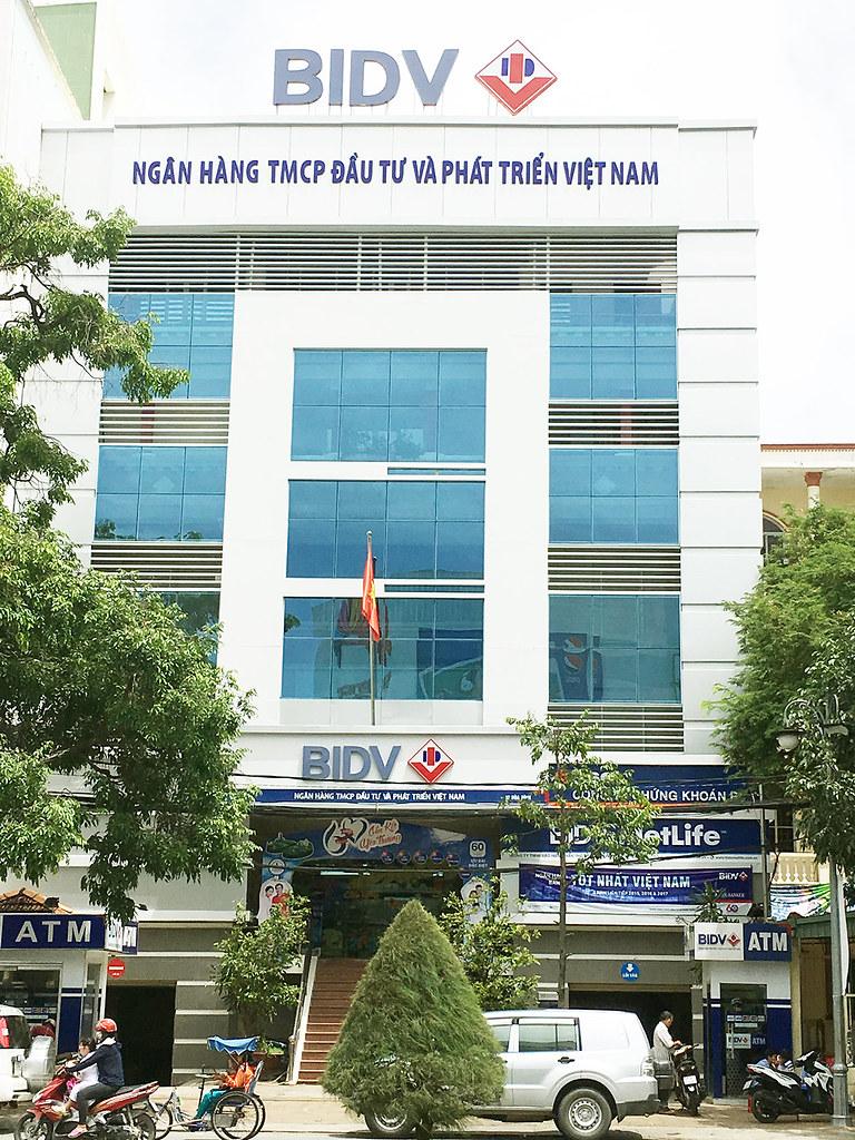 Trụ sở BIDV Cần Thơ
