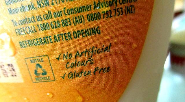 Gluten free too