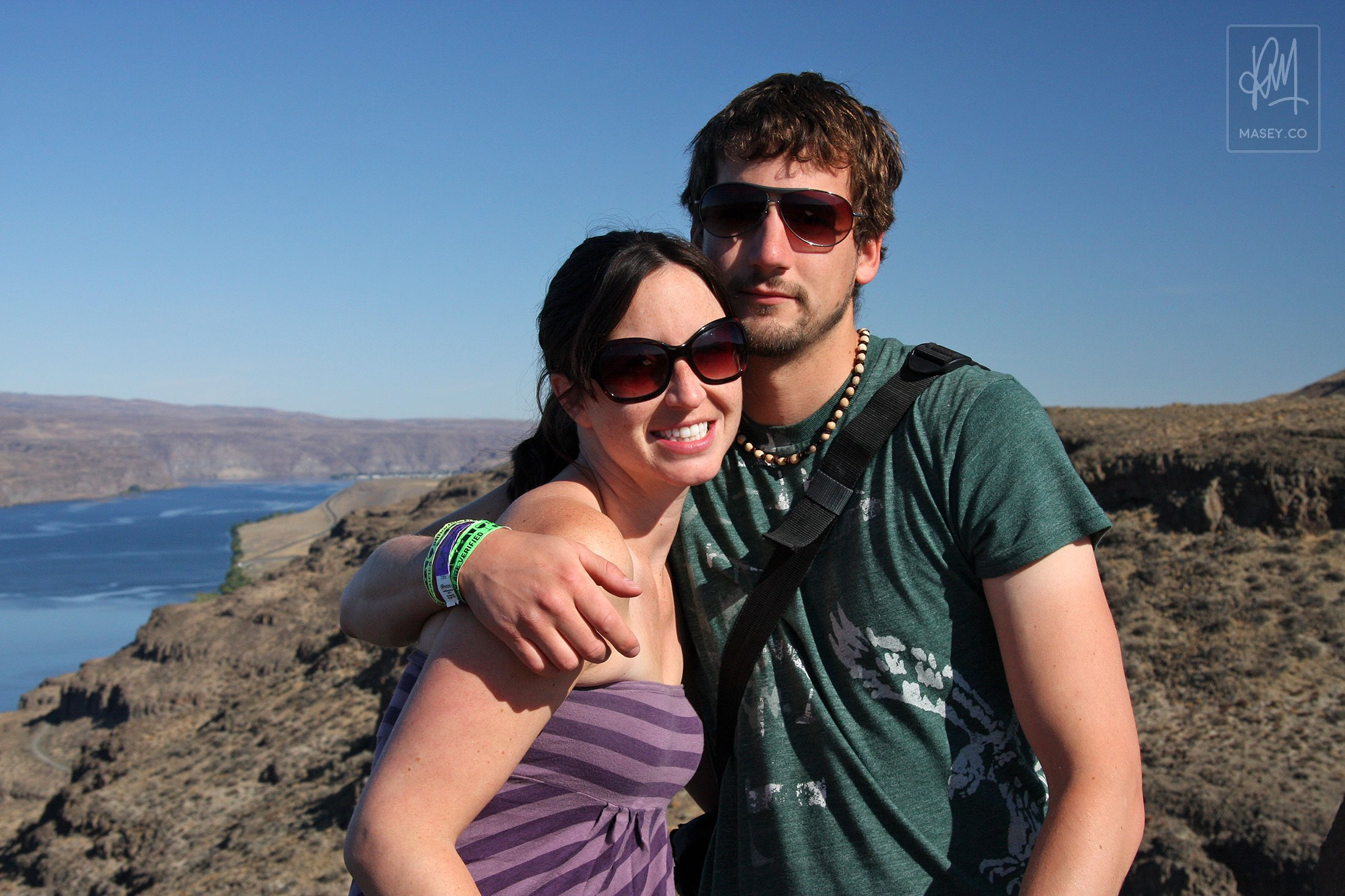 Heading home from another amazing DMB weekend at The Gorge!