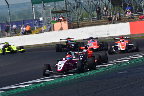 Axel Matus, Formula Renault Eurocup, Silverstone 2018