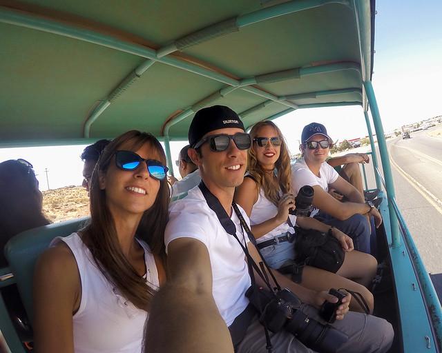 De excursión por el Upper Antelope Canyon