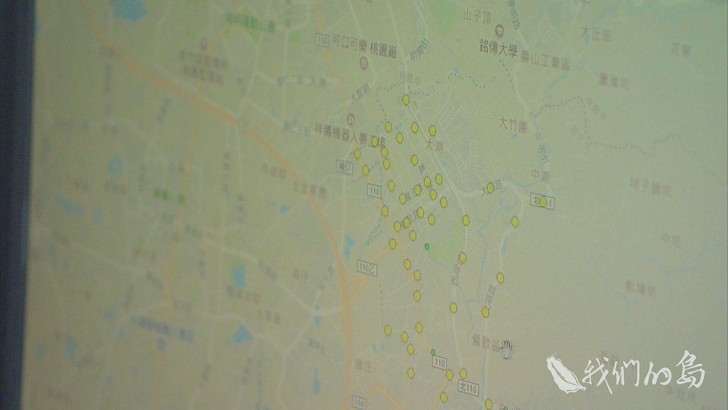 958-1-19s鶯歌建置一年來,稽查人員根據監測資料查緝,已經告發了四件違規排放案件。