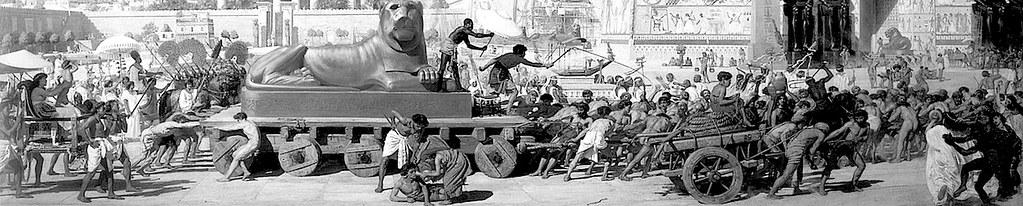 Угнетение Израиля в Египте.