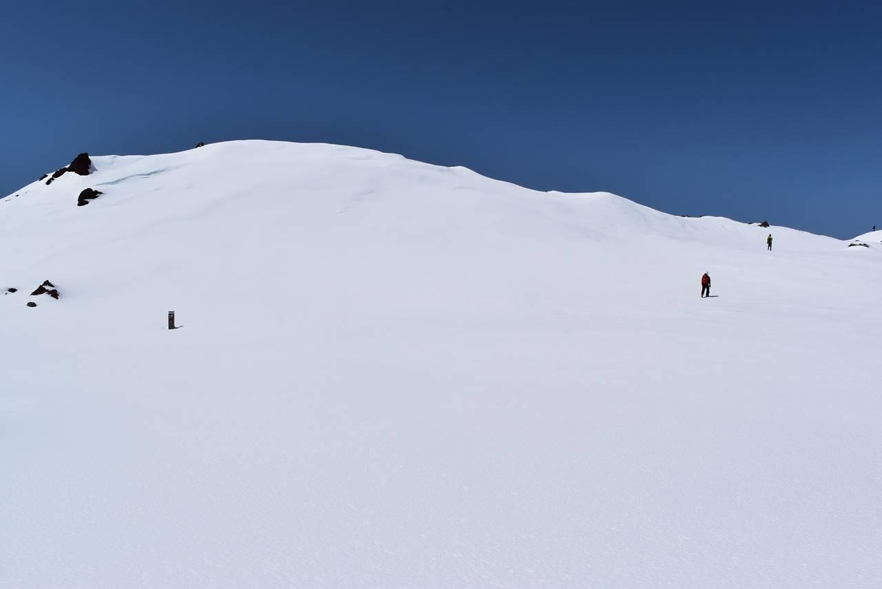 富士山日帰り雪山登山
