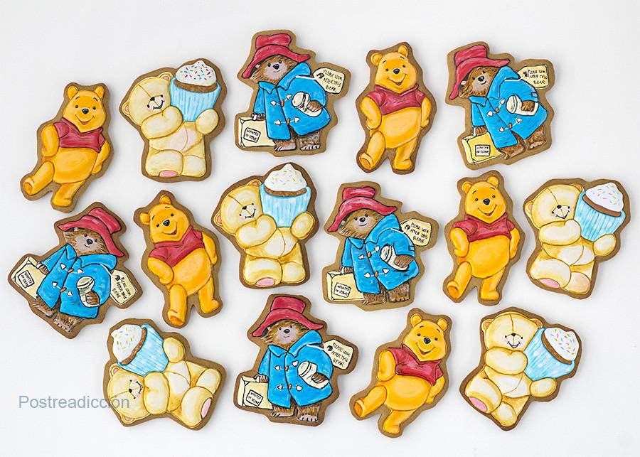 galletas decoradas ositos