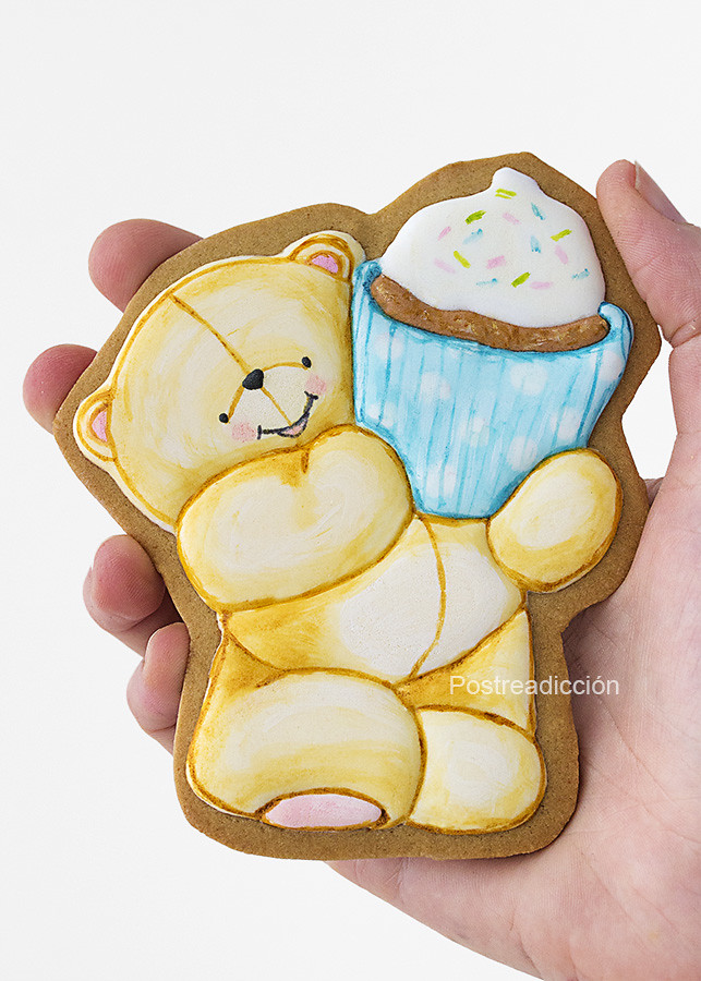 galletas de Forever Friends