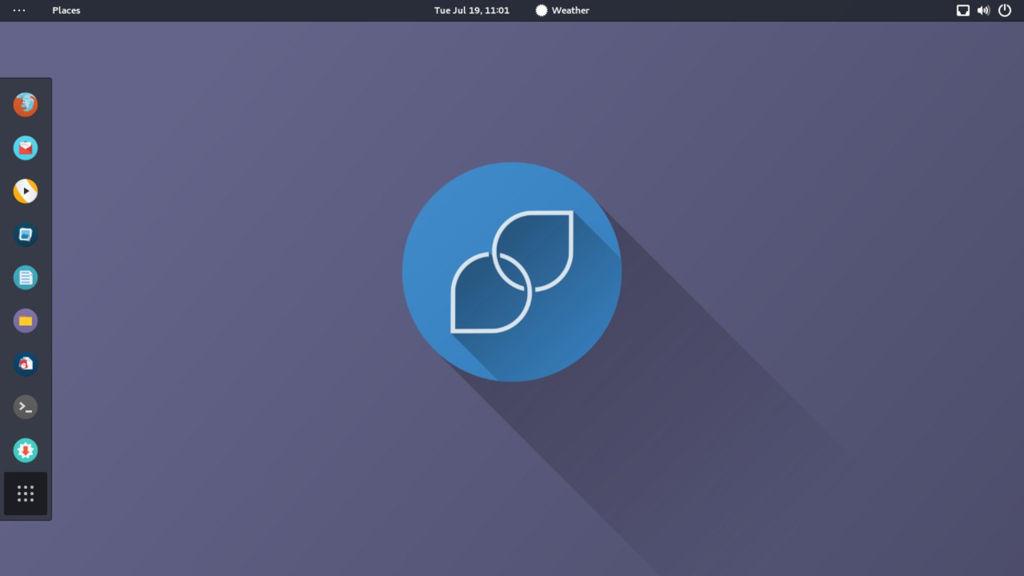 korora-gnome-desktop
