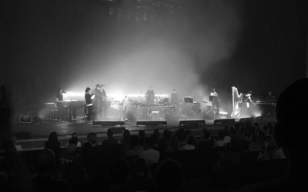 Live at Barbican Centre