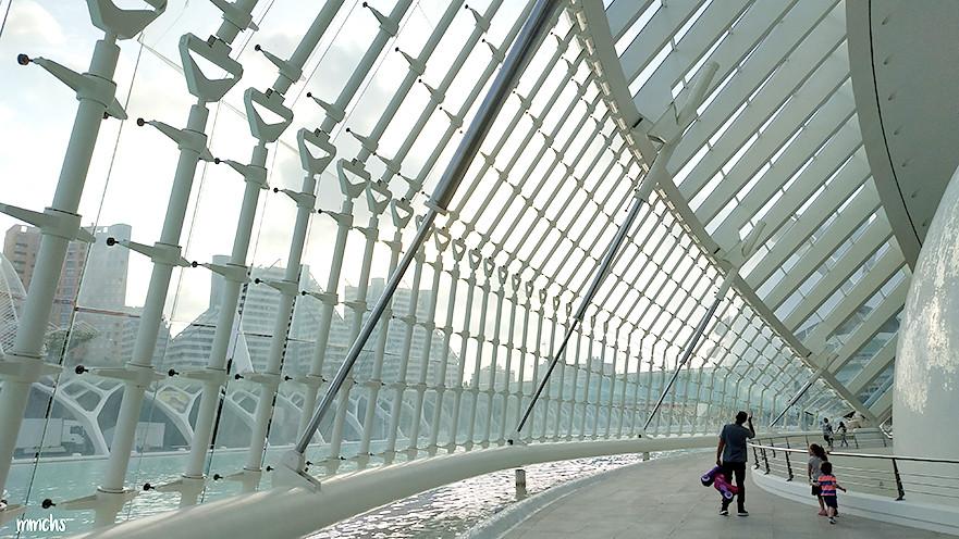 Las artes y las ciencias de Valencia