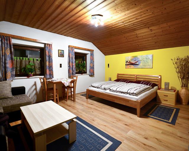Nuestro alojamiento donde dormir en Hallstatt