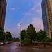 Streetlight Rainbow