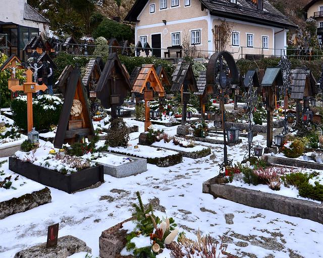 Cementerio de Hallstatt