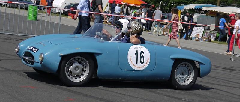 La Douille  (Joseph Douillard) 1952 moteur Renault 4 chx 904 cc  41811310924_92d34e9354_c