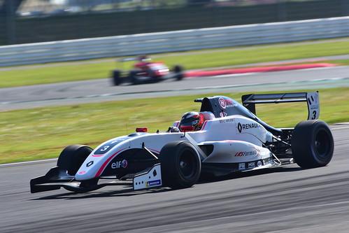Charles Milesi, Formula Renault Eurocup, Silverstone 2018