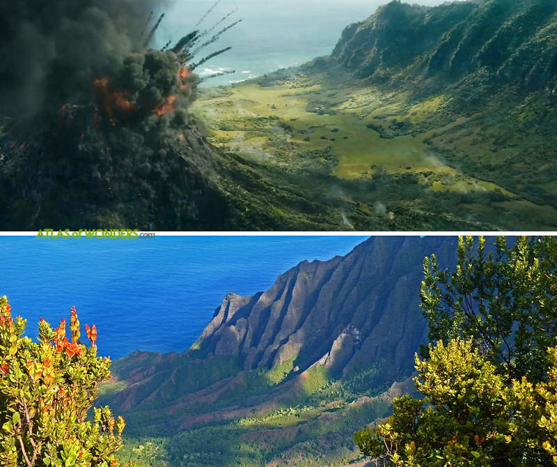 Where was Jurassic World 2 filmed?