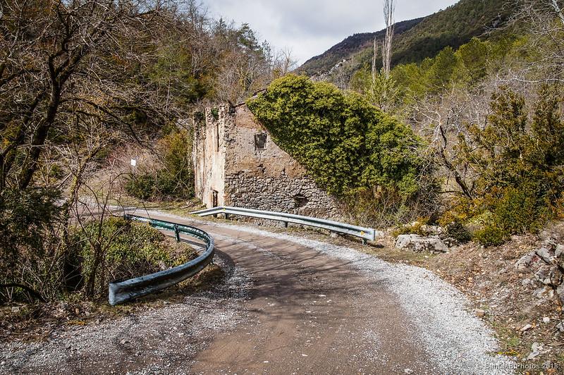 Molí del Puig en el Bastareny