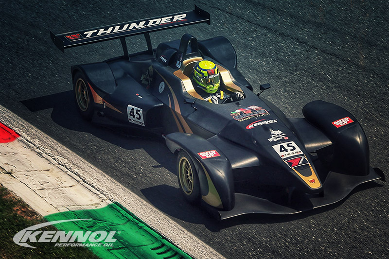 20 KENNOL prototypes at Monza for the opening of Italian Championship Sport Prototypes!