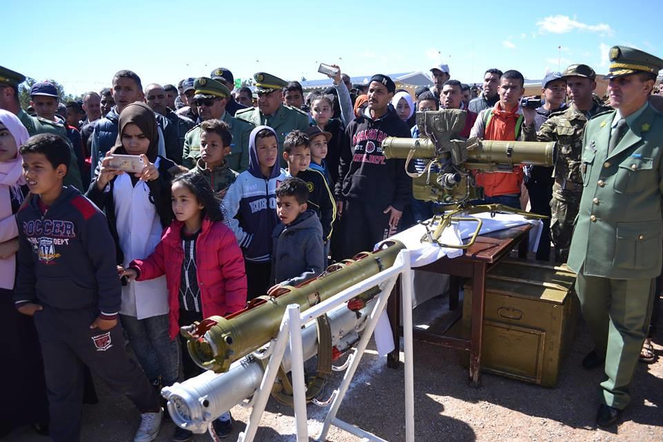 القوات البرية الجزائرية [  Missiles Anti-Chars ]   - صفحة 3 42690691042_307d41da1d_b