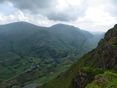 The Llanberis Pass