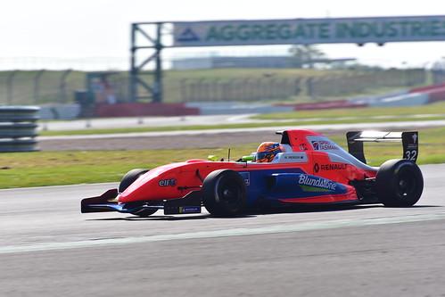 Alex Peroni, Formula Renault Eurocup, Silverstone 2018