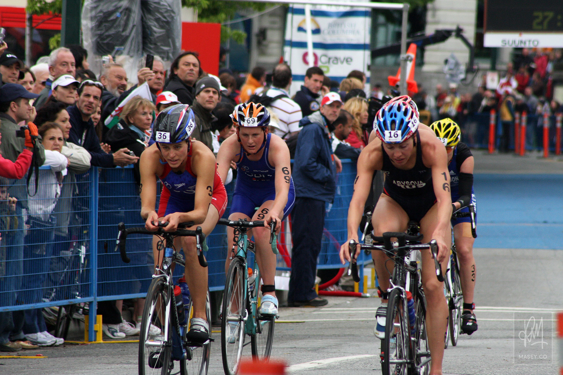 2008 ITU World Championships in Vancouver