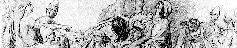 У Вениамина находят чашу Иосифа.