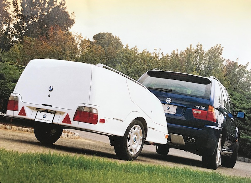 2000 BMW Multi-Trailer
