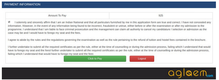HITSEEE 2019 Online Application Form