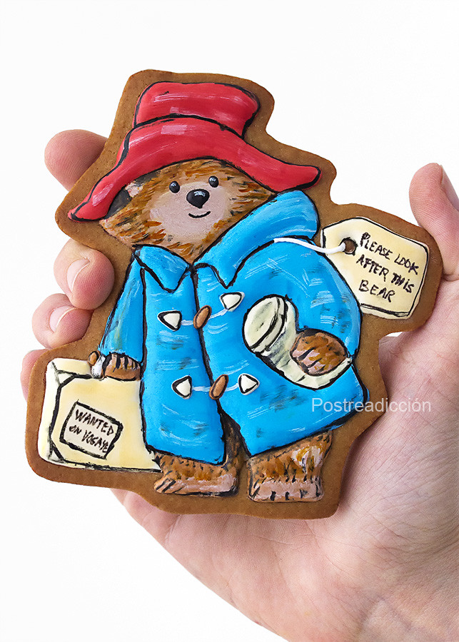 Galletas osito Paddington